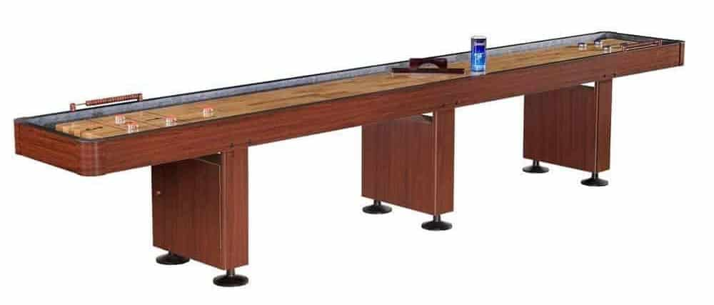 "Family Pool Fun 14"" Shuffleboard Table"