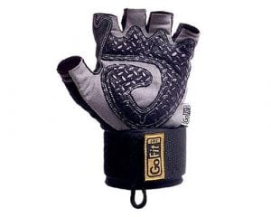 GoFit Diamond-Tac Weighted Gloves
