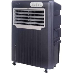 Honeywell Powerful Outdoor Evaporative Air Cooler for Long Open Areas
