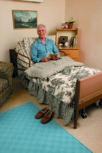 Invacare 5410LOW Full-Electric Low Bed