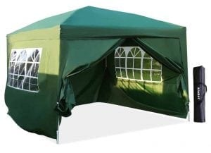 Kinbor Outdoor Gazebo Party Tent