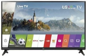 "LG Electronic 32"" 720p Smart LED TV"