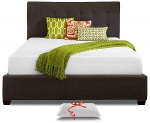 Live and Sleep Resort Classic Twin Size 10 Inch Cooling Medium