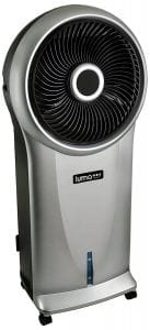 Luma Comfort Ec110s Portable Evaporative Cooler with 250 Square Foot Cooling