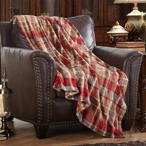 Merrylife Decorative Throw Blanket