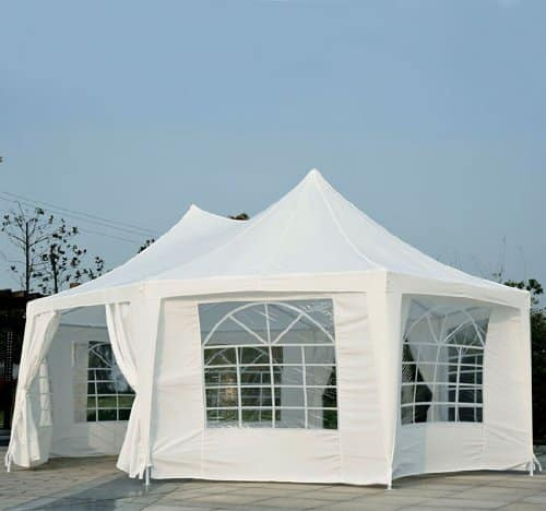 Outsunny Octagon Party Tent