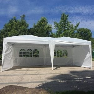 Peachtree Audio Outdoor Party Tent