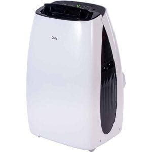 Quilo Qp114wk Portable Air Conditioner with Dehumidifier & Fan