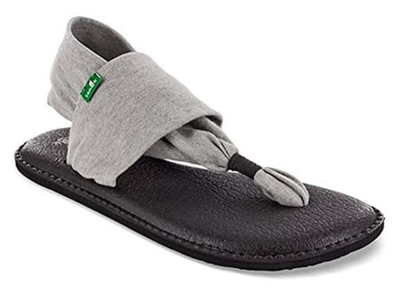 Sanuk Yoga Sling Wedge Sandals for Women