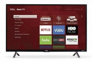 TCL 32S305 32-Inch 720p Smart LED TV