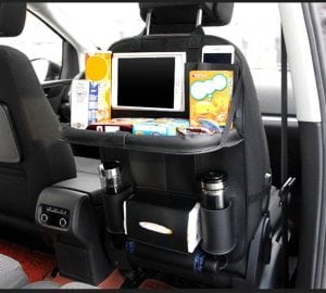 TOCGAMT Car Backseat Organizer