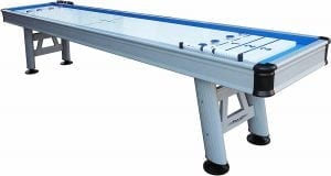 The Playcraft Extera 12' Outdoor Shuffleboard Table