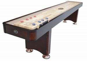 The Playcraft Georgetown Shuffleboard Table