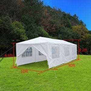 VINGLI Bonnlo Heavy Duty Party Tent