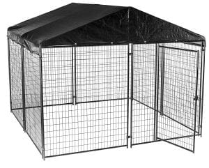 Waterproof Cover- Lucky Outdoor Dog Kennel