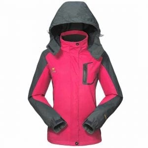 Waterproof Jacket Rain Coats for Women