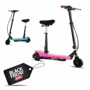 Ancheer S300 Mini Electric Scooter for Kids:Boys:Girls
