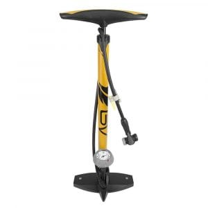 BV Bicycle Ergonomic Bike Floor Pump