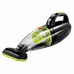 The BISSELL Pet Hair Eraser and Car Vacuum