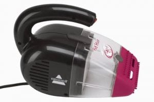 Bissel Pet Hair Eraser Handheld Corded Vacuum Cleaner