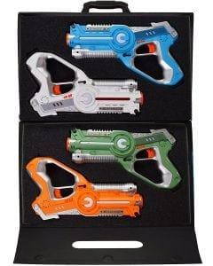 Dynasty Toys Laser Tag Set Guns