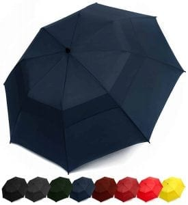 EEZ-Y Folding Golf Umbrella