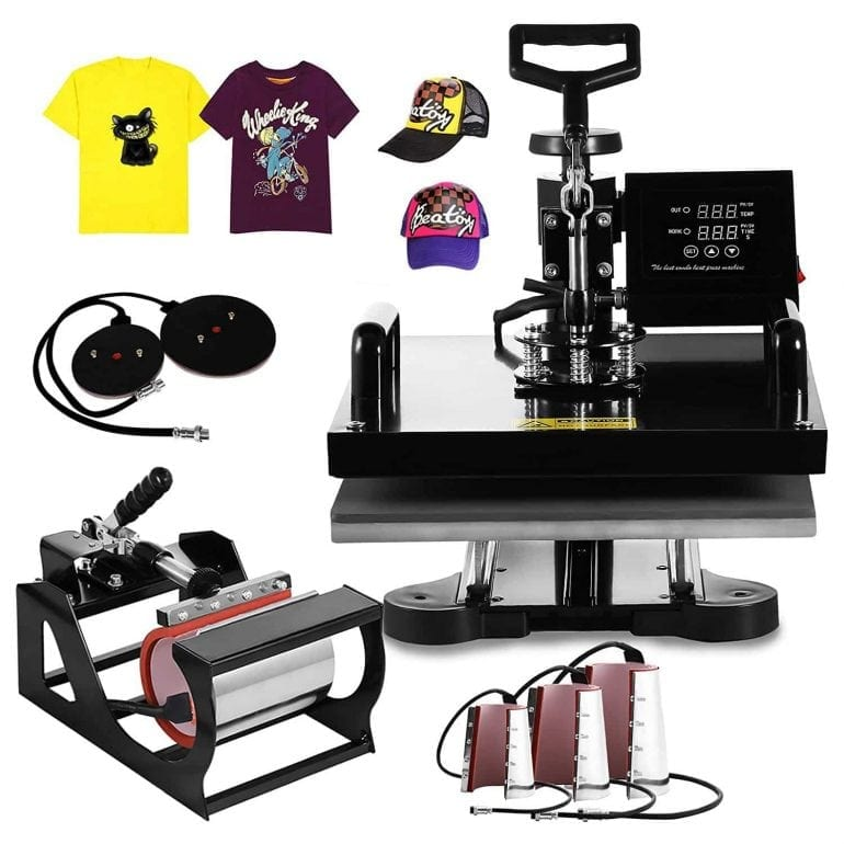 Heat Press Machine