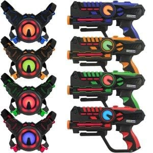 ArmoGear Laser Tag Guns & Vests