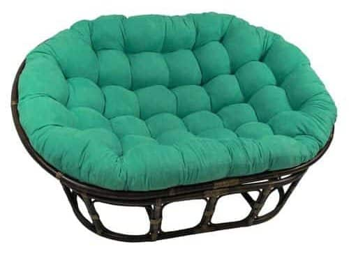 3304-MS-EM-IC Papasan Chair by International Caravan