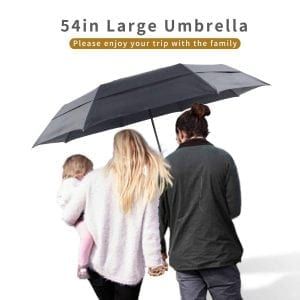Lejorain 54inch Large Umbrella