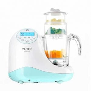 MLITER All in One Baby Food Maker