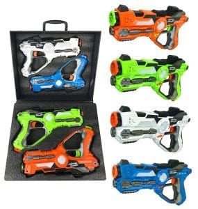 Multiplayer Extreme Infrared Laser Tag Gun