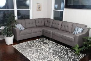 Smith & Oliver Oliver Smith Adjustable Sectional