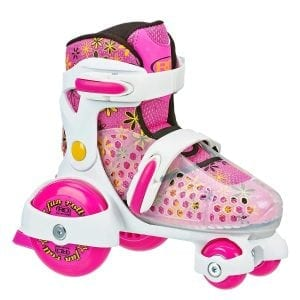 Roller Derby Fun Roll Girls Roller Skate