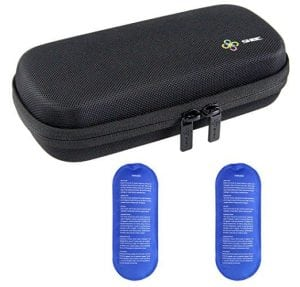SHBC Insulin Cooler Travel Case