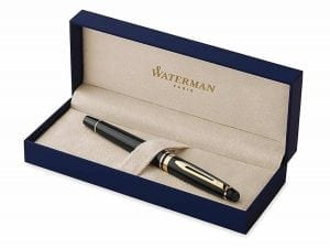 Waterman Expert Black