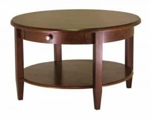 Winsome Concord Round Coffee Table