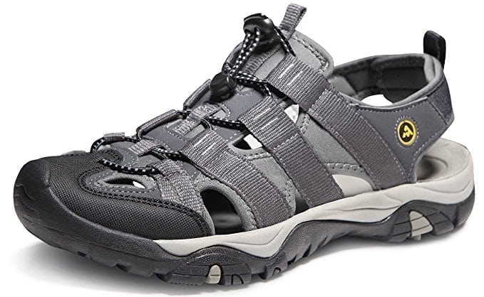 ATIKA Men's Sports Sandals Trail Outdoor Water Shoes