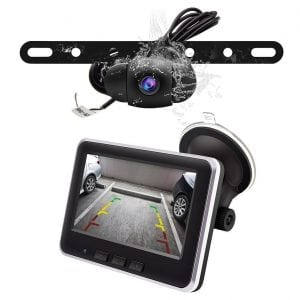 Accfly Wireless Backup Camera Kit
