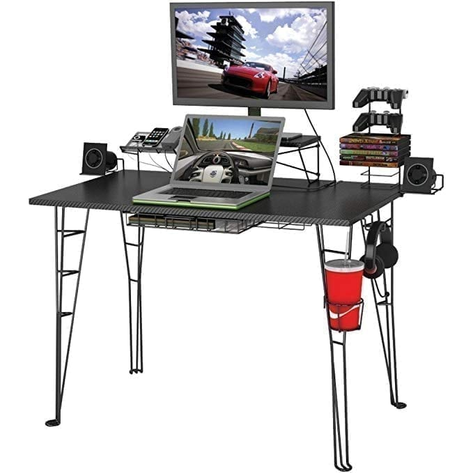 Atlantic Gaming Desk - Gaming Computer Desk