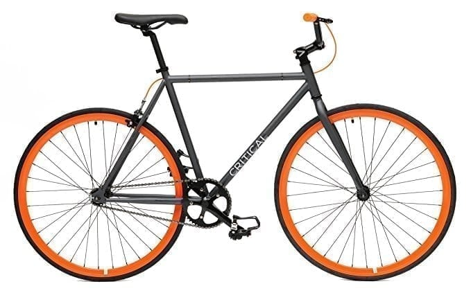 Critical Cycles Urban Road Single Speed Mountain Bike