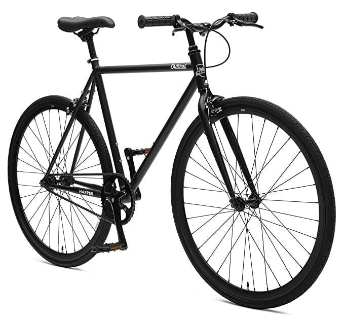 Critical Cycles Harper Single Speed Mountain Bike