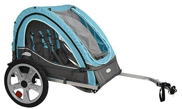 InStep Take two Double Bicycle Trailer