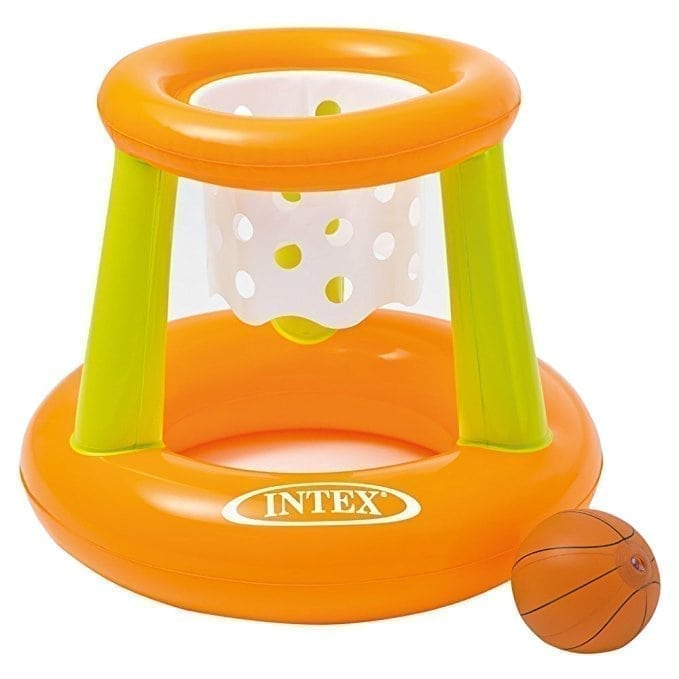 Intex Floating Hoops Basketball Game