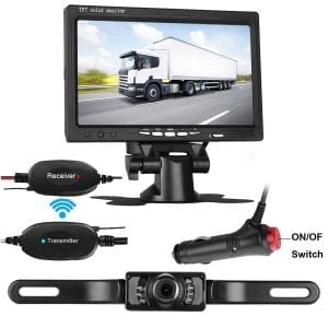 LeeKooLuu Backup Camera Wireless Kit