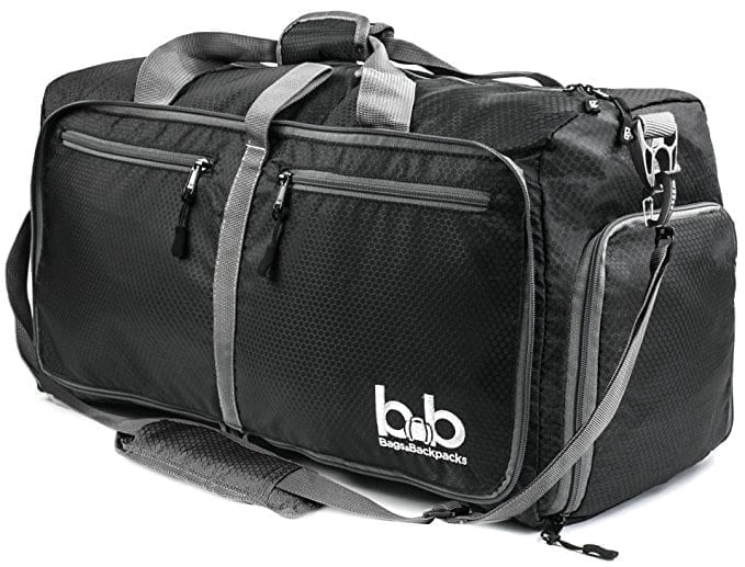 Medium Gym Duffle Bag with Pockets