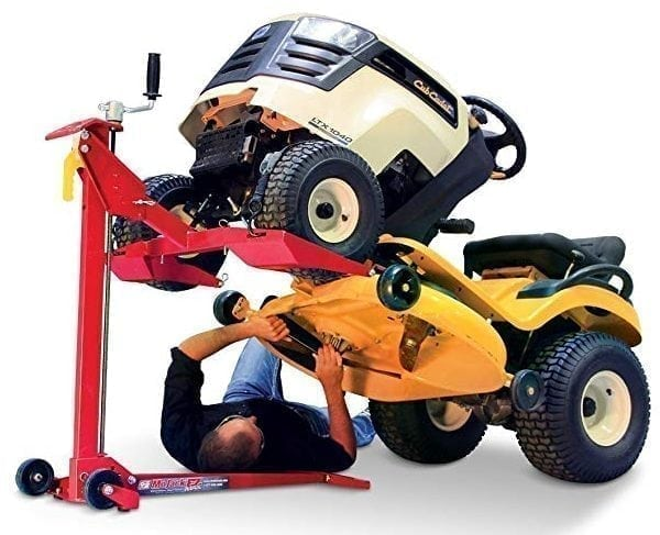 Top 10 Best Lawn Mower Lifts | Powerful Lift Tools - [Updated 2019]