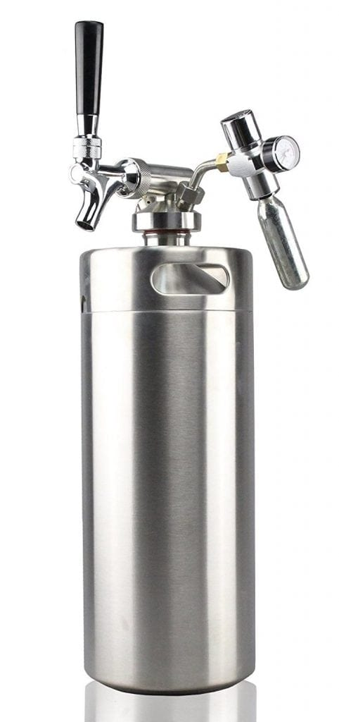 NutriChef Pressurized Growler Tap System