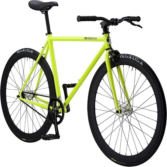 Pure Fix Glow Single Speed Mountain Bike