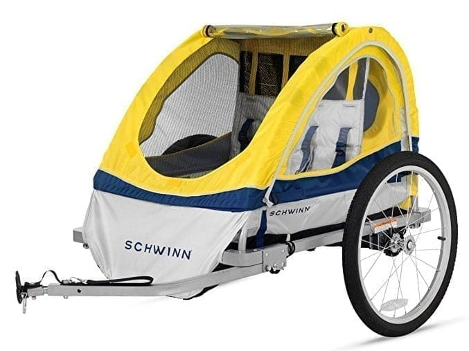 Schwinn 13-SC677AZ Echo Bike Trailer